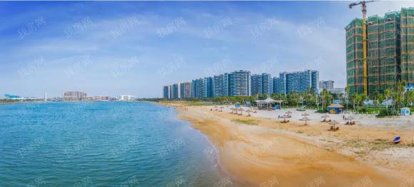 碧桂园·中 央半岛实景图